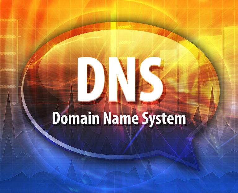 Different DNS server types